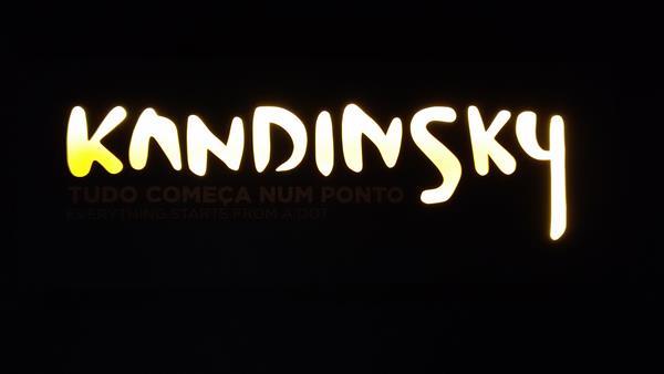 Kandinsky – Tudo Começa Num Ponto